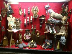 Shop window display, Innsbruck