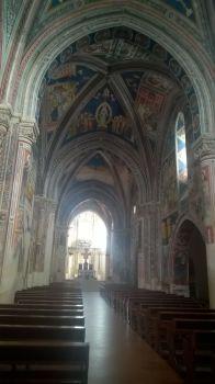 Galatina Church Nave