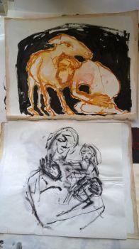 drawings Puglia