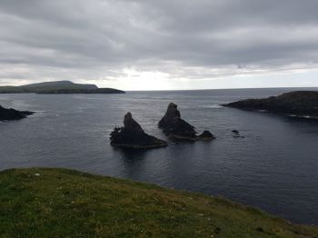 From St. Ninian's Isle
